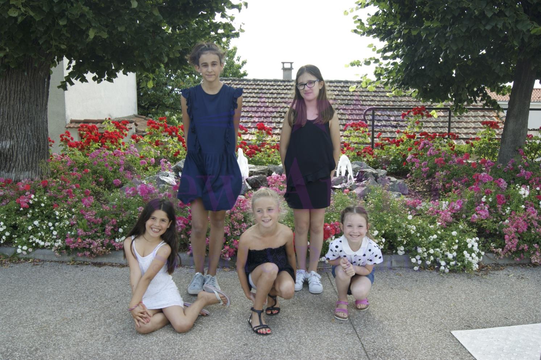 Photos élèves Chamboeuf